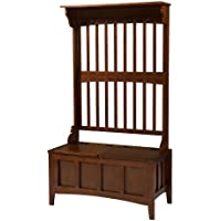 Linon Hall Tree with Storage Bench
