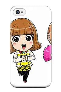 Leslie Hardy Farr's Shop nek/popp dance korean korea anime n Anime Pop Culture Hard Plastic iPhone 4/4s cases