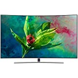 Samsung 65 Inch QLED 4K Curved TV - 65Q8CNA (2018) - Multi Color
