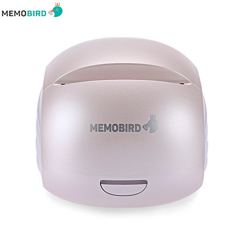 MEMOBIRD G2 Printer Wifi Portable Printing Barcode Wireless Pocket Mini Thermal Printer Electronic Computer Office pink color Internet-Enabled Paper Messenger Note Printer china vision android system by MEMOBIRD