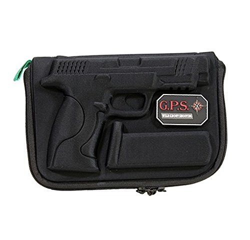 G Outdoors GPS-912PC Compression Smith & Wesson M&P Molded Pistol Case, One Size