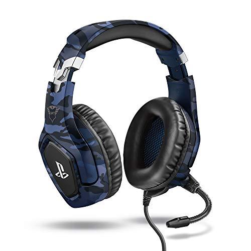 Trust-Gaming-Cascos-PS4-y-PS5-Auriculares-de-Gaming-GXT-488-Forze-B-Licencia-Oficial-para-PlayStation-Microfono-Plegable-Altavoces-Activos-de-50-mm-Cable-Trenzado-de-Nailon-de-12-m-Azul