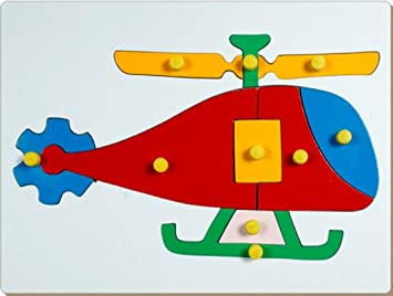 Little Genius Helicopter
