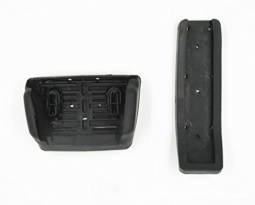 Emblem Trading Emblem Edelstahl Tuning Pedal Pedale LHD Automatik Q7 Touareg Cayene