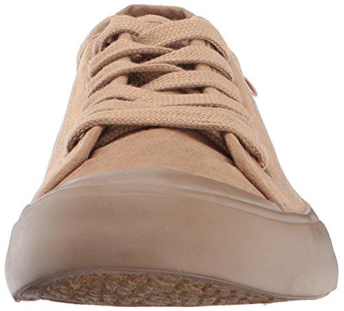 Fusée Chien Womens Jumpin Côte Tissu Mode Sneaker Sable