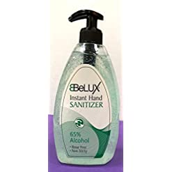 Belux – Instant Hand Sanitiser 500ML, 65% Alcohol with fragrance
