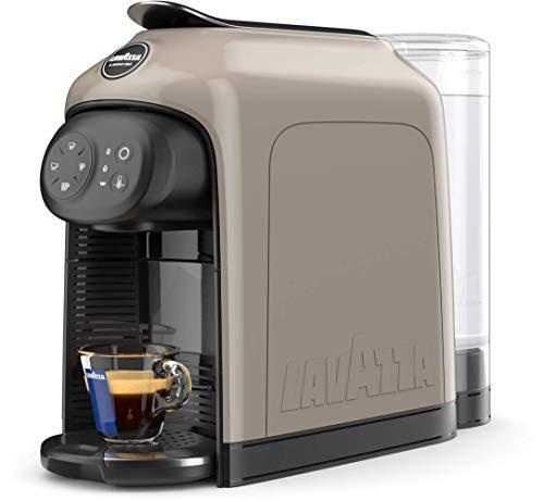 Lavazza – Cafetera Lavazza a Modo Mio – Modelo Idola, 1500 W de potencia, capacidad 1,1 litros Máquina de café Greige…