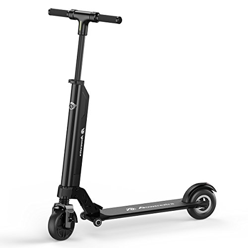 Powerextra Adult Electric Scooter 9 5 Miles Long Range Battery Up
