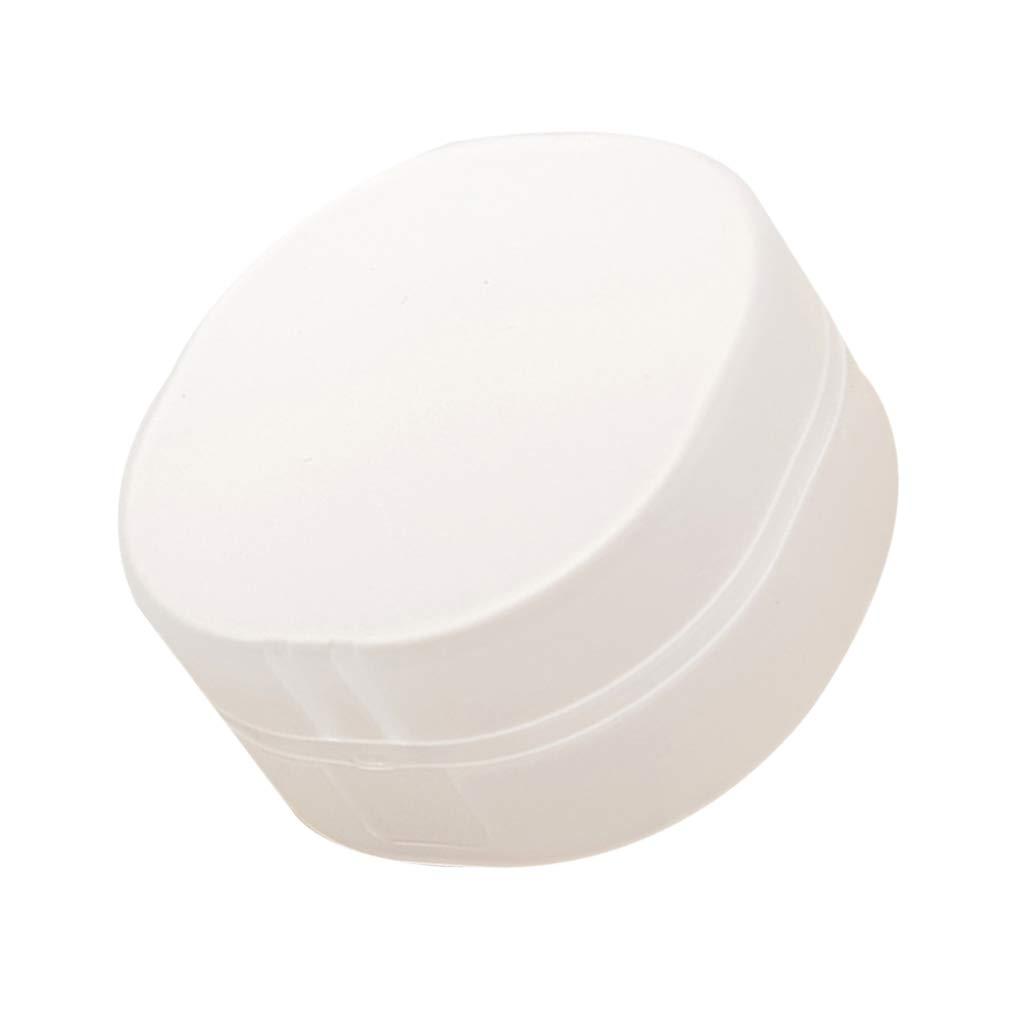 OmkuwlQ Square Travel Portable Soap Box Translucent Plastic Aerobic Handmade Sponge Soap Case Bathroom Supplies by OmkuwlQ (Image #3)