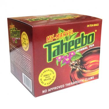 My Marvel Taheebo Herbal Tea