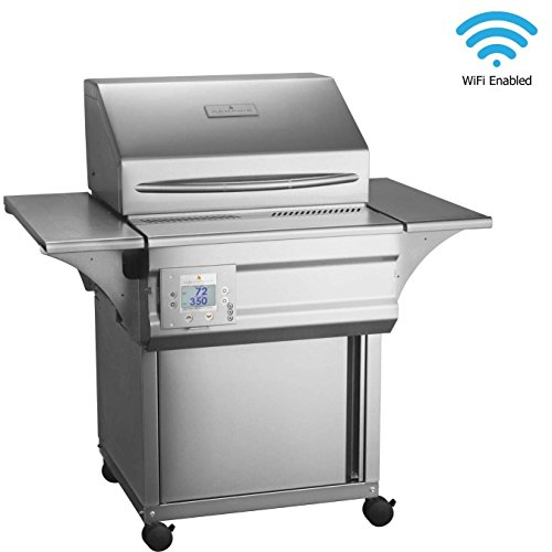 Memphis Grills Advantage Plus Wood Fire Pellet Smoker WiFi (VG0050S4-P), Freestanding, 430 Stainless Steel -