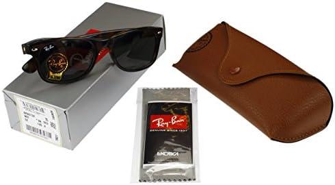 Ray-Ban Wayfarer Gafas de Sol Marco de Tortoise, Lentes en Cristal Mineral G15 - Tamaño 52mm: Amazon.es: Ropa y accesorios