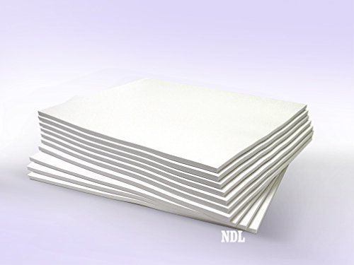 Memo Pads - Note Pads - Scratch Pads - Writing Pads - 10 Pads with 50 Sheets in Each Pad (8-1/2 x 11)
