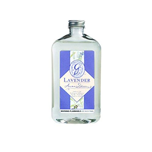 GreenLeaf Aroma Décor Diffuser Oil (Lavender Oil Lamp)