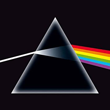 Pink Floyd Greeting Birthday Any Occasion Card Dark Side Of The