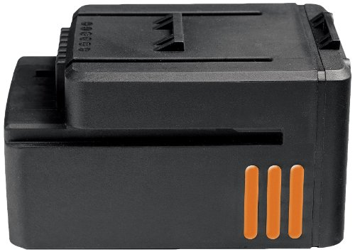WORX WA3536 40-volt MAX Lithium Battery for Grass Trimmer Model WG168 and Hedge Trimmer Model WG268 by Worx