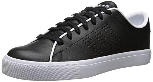 adidas NEO Men's Daily Line Lifestyle Skateboarding Shoe,Core Black/Black/Running White,10.5 M US
