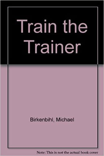 train the trainer in effective course design and presentation