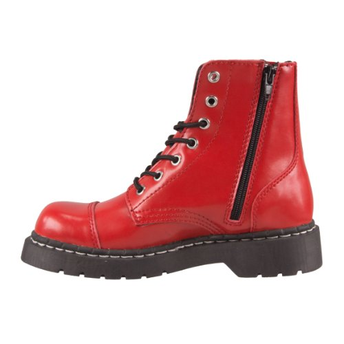 T.U.K. Boots T2182 red Red