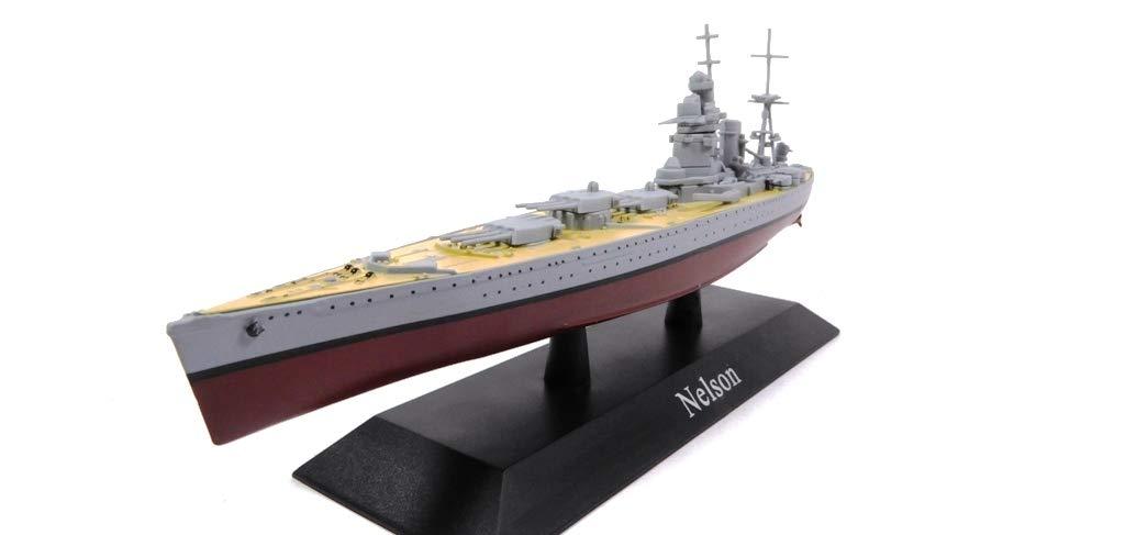 DeAgostini Nelson 1930 Battleship 1//1250 WS67