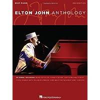 Elton john: anthology - 2nd édition chant