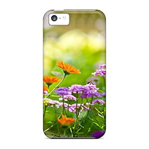 Sow2224KrxO Faddish Flowers Cases Covers For Iphone 5c