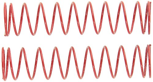 Traxxas 4957 Soft Red 2.5 Rate Springs, Ultra Shocks (pair) (Traxxas Rustler Rear Springs compare prices)