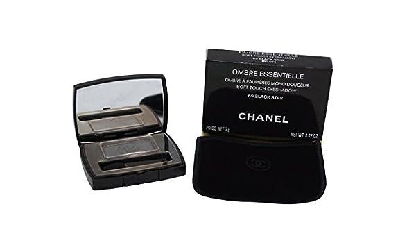 Chanel Ojos sombra Ombre Essentielle nº 69 Black Star 2 G: Amazon.es: Belleza