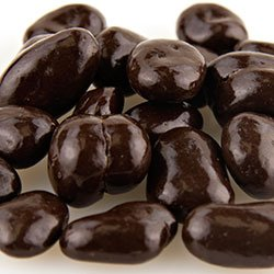 Dark Chocolate Covered Pecans (1 Pound Bag) (Chocolate Covered Pecans)