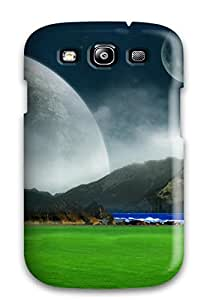 Leana Buky Zittlau's Shop New Style Case Cover Green Fantasy/ Fashionable Case For Galaxy S3 9103215K42418083
