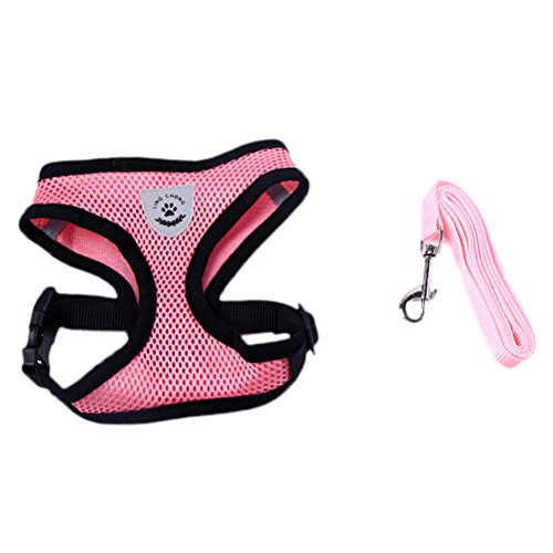 Uniquorn Protective Breast Strap Pet Chest Strap Dog Vest Rope Traction Rope Mesh Chest Strap