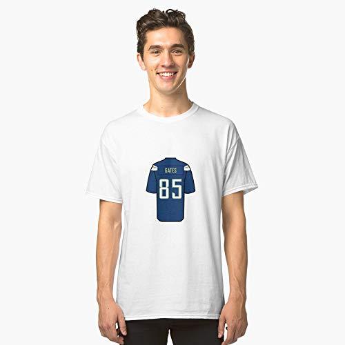 Antonio Gates Jersey Tshirt classique.