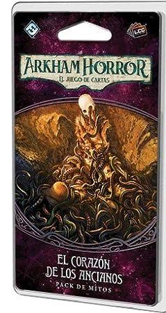 Fantasy Flight Games Arkham Horror lcg: el corazón de los ...