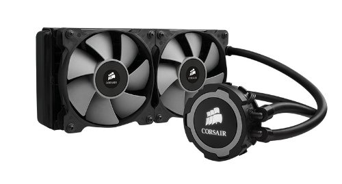 Corsair Hydro Series H105 Extreme Performance Liquid CPU Cooler
