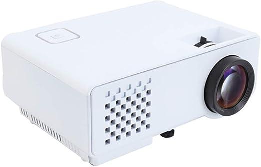 HD Video Proyector portátil Inicio proyector Multimedia, Ayuda ...