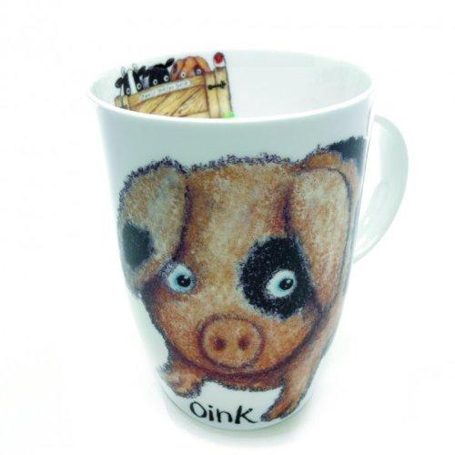 Roy Kirkham Fine Bone China Louise Style Mug