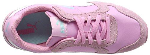 Puma St Runner Nl Jr, Zapatillas Unisex Niños Rosa (Prism Pink-puma White 16)