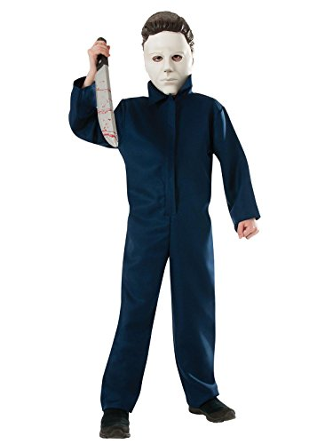 Rubie's Halloween Child's Michael Myers Costume, Medium, One Color, One Color, -