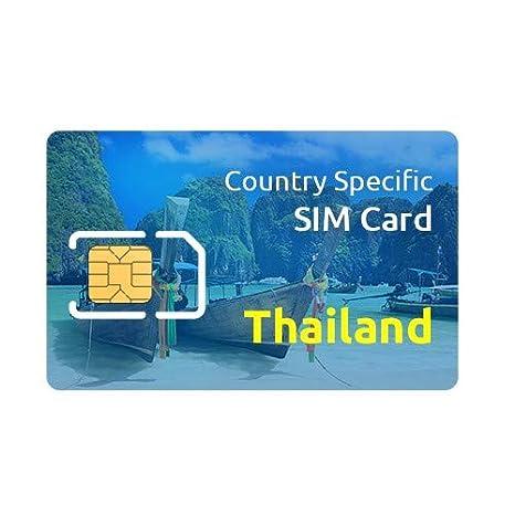 Tarjeta SIM de Tailandia WorldSIM: Amazon.es: Electrónica