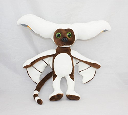 Shalleen Momo Avatar the Last Airbender Figure Stuffed Plush Doll Toy Christmas 9inch (Avatar The Last Xbox Airbender)