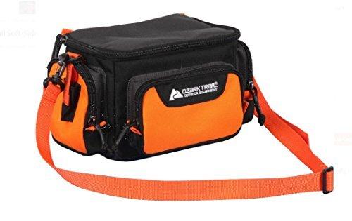 Ozark Trail Soft-Sided Tackle Bag, Orange