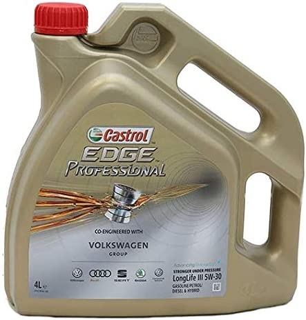 Castrol Edge Professional Titaniumfst LON 57031-4, Aceite para ...