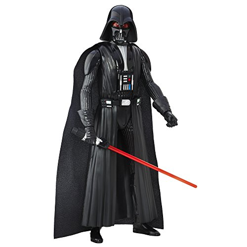 Star Wars Rebels Electronic Duel Darth Vader (Wars Star Darth Vadar Figures)