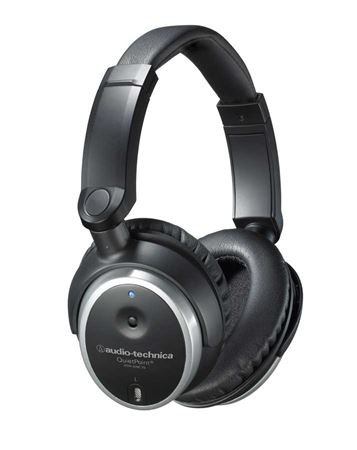 Audio Technica ATH ANC7B Active Noise Cancelling