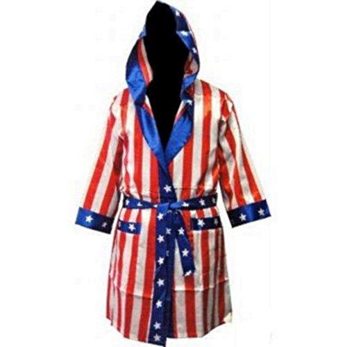 (Rocky American Flag Robe)