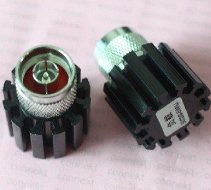 RF Coaxial Adapter Connector N male plug DC-3GHz 5W watt RF coaxial Terminal termination dummy load ()