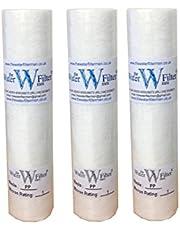"""Cartuchos PP 1m , filtro de agua de sedimentos , 10"""" 1micras (pack de 3)"""