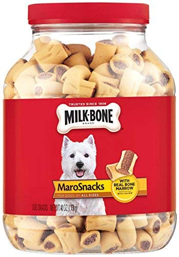 MilkBone MaroSnacks Dog Treats for Dogs of All Sizes 40 Ounces