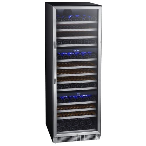 EdgeStar CWR1431TZ 143 Bottle Triple Zone Wine Cooler