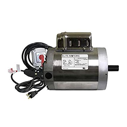 Amazon.com : Elite 1 HP Stainless Steel C-Face Boat Lift Motor ... on 240 single phase wiring diagram, induction motor wiring diagram, mercury outboard motor wiring diagram, fasco motor wiring diagram, 3 phase motor wiring diagram, leeson motor wiring diagram, dc generator wiring diagram, marathon motor wiring diagram, motor start relay wiring diagram, fan motor wiring diagram, motor reversing switch wiring diagram, circuit diagram, 230v single phase wiring diagram, dc motor diagram, electric motor diagram, ac motor diagram, craftsman motor wiring diagram, peerless motor wiring diagram, motor starter wiring diagram, 220 single phase wiring diagram,